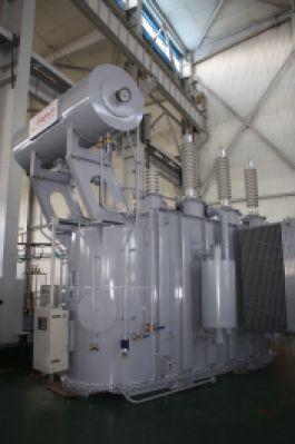 Трансформаторы компании «Alageum Electric» обеспечивают электроэнергией город EXPO-2017