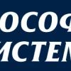 Информация о редизайне логотипа компании «Прософт-Системы»