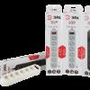 Сетевые фильтры ЭРА серии USF теперь и с 6 гнёздами!