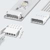 Компактные разъемы серии PTCM для печатных плат с обжимными контактами
