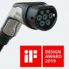 Зарядные кабели AC получили приз iF Design Award 2019