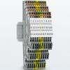 Штекерные клеммные блоки с зажимом Push-in наклонной конструкции