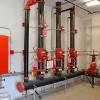 Новинка в ассортименте IEK GROUP - щиты для пожарной автоматики ЩМП IP54 IEK® в красном цвете