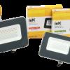 Cветодиодные прожекторы СДО 07 IEK® цветного свечения – больше красок в фасадном освещении