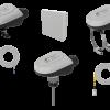 Новинка от КЭАЗ ! Датчики температуры OptiSensor для систем отопления, вентиляции и кондиционирования