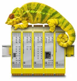 Модульная система безопасности SIL 3. Гибкая и удобная концепция безопасности производства