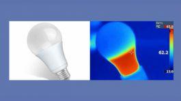 Радиатор светодиодного светильника