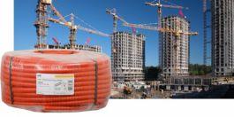 Гофрированные трубы для монолитного строительства: выбираем качество