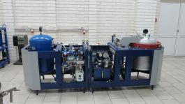 Модульная установка ВНП с рессивером