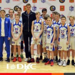 ДКС построит баскетбольный комплекс в Твери