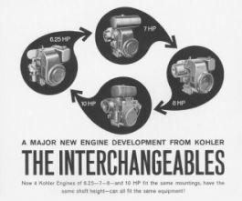 100 лет триумфа KOHLER Power: 1960-е годы – генераторные установки на Земле и на Луне