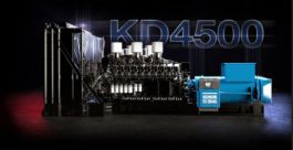 Самые мощные генераторные установки KOHLER-SDMO KD Series мощностью 4000 кВА и 4500 кВА