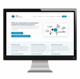 Запущен новый сайт ETIM International