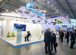 Газпром - спонсор RAO/CIS Offshore 2017