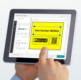 Мобильные возможности маркировки при помощи приложения для смартфонов и планшетов