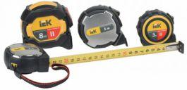 Рулетки измерительные IEK® – точность измерений во всех сферах применения