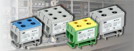 Вводные силовые клеммы КВС IEK ® – специальные исполнения для алюминиевых проводов