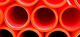 Трубы гофрированные двустенные ПНД IEK® - российское производство для сложных условий эксплуатации