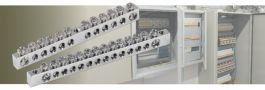 Шины N/PE с никелевым покрытием IEK®: широкий ассортимент и надежность в любых условиях