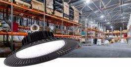 Профессиональные светильники для высоких пролетов ДСП 5001-5004 IEK®