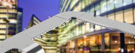 Крышки для металлических лотков IEK® – новый конструктив для непрерывного контура заземления.