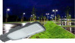 Новые модели светодиодных светильников ДКУ IEK®: широкое боковое распределение света для оптимального освещения улиц и дорог