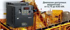 Преобразователи частоты CONTROL A310 IEK®
