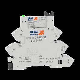 Новинка от КЭАЗ! Промежуточное реле и аксессуары OptiRel G – надежное решение для автоматизации