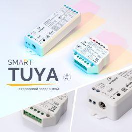 SMART — интеграция с TUYA от Arlight