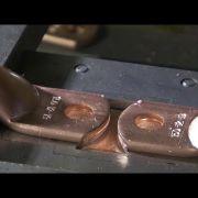 Как сделан медный кабельный наконечник? Производственный процесс