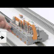 RIFLINE complete: система промышленных реле с зажимами Push-in