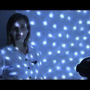 """Новогодний LED-проектор ЭРА """"Падающий снег"""""""