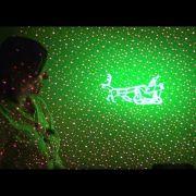 """Новогодний лазерный проектор ЭРА """"Дед Мороз"""""""