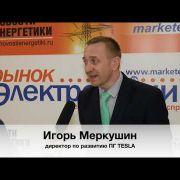 Игорь Меркушин, ПГ ТESLA: главный тренд – цифровая трансформация