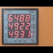 ЩМ120 - перепрограммирование кнопками передней панели