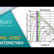 Вопрос-ответ специалиста | Характеристики светодиодных светильников  [SDSBET]