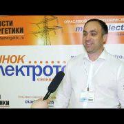 Embedded thumbnail for Игорь Колоков, генеральный директор Бобровского изоляционного завода